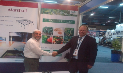 Infra Oman Exhibition